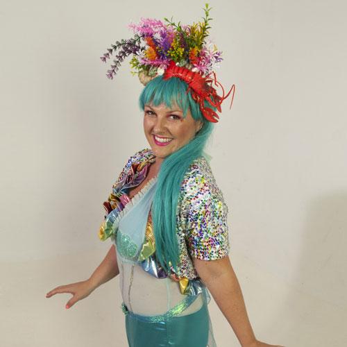 The Rainbow Mermaid