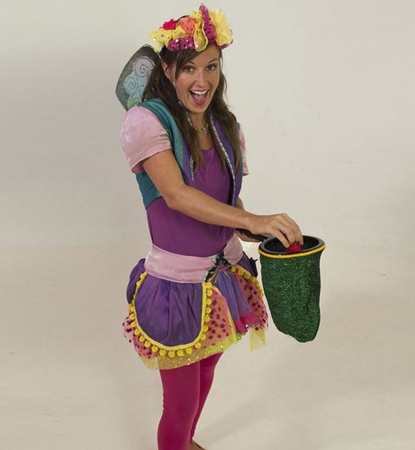 Kids Party Entertainment Sydney. Fairy Freckles has so many amazing characters to entertain the children
